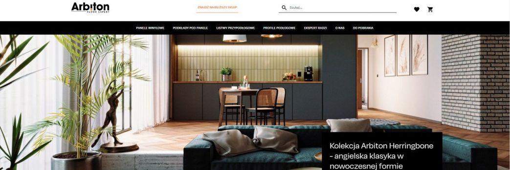 Nowa strona internetowa Arbiton