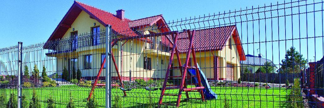 Bezpieczne ogrodzenie