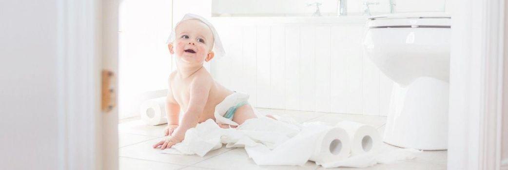 Automatyczne deski myjące. Jak nauczyć dziecko korzystania z toalety i dbania o idealną higienę?