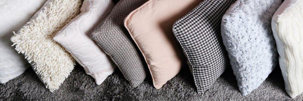 Tekstylia w pokojach gościnnych