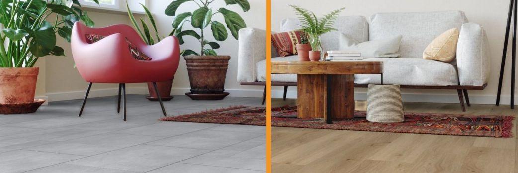 Całkowita zmiana wnętrza w 30 sekund. Trzy kliknięcia od nowej podłogi w Twoim domu