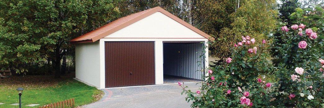 Gotowe garaże