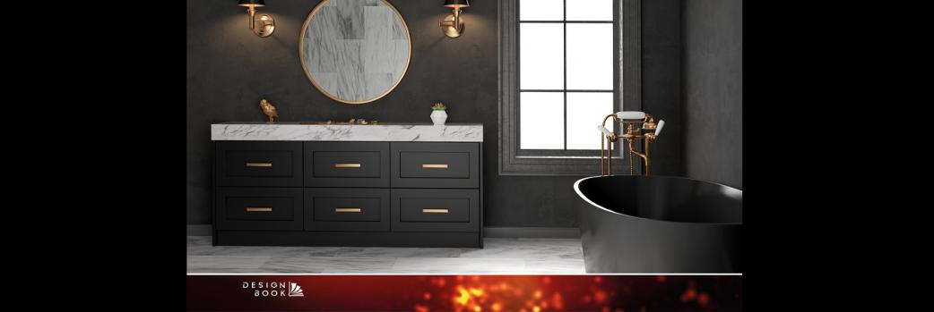 Czarna łazienka. Uniwersalność w eleganckim wydaniu /VIDEO/