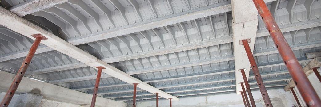 Konstrukcje  stropowe