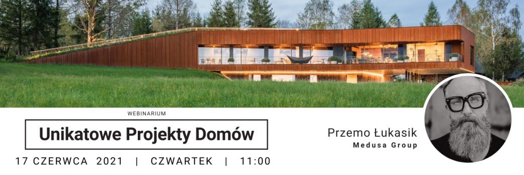 Habitat. Dom w Bieszczadach i Origami House / 17.06.2021 godz. 11:00