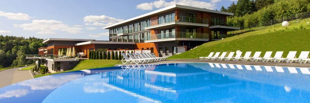 Kraina luksusowego relaksu. Odyssey Club Hotel Wellness & SPA