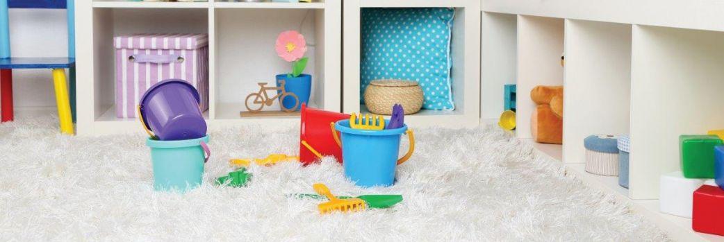 Porządki w pokoju dziecka