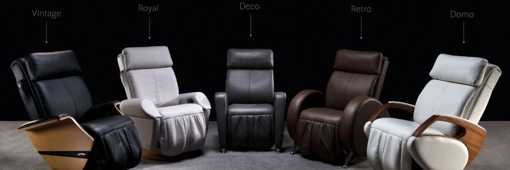 Hiszpańska jakość wypoczynku. Personalizowany fotel masujący