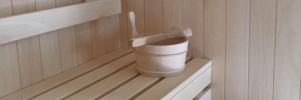 Strefa zdrowego relaksu. Aranżacja domowej sauny