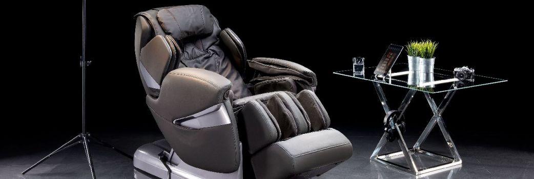 Trzech wspaniałych, czyli wyjątkowa strefa relaksu z fotelem masującym