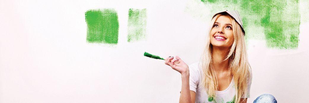 Techniki dekoracyjnego malowania ścian