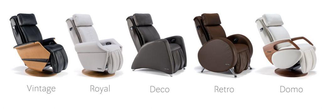 Relaks w hiszpańskim stylu, czyli fotel masujący z pełną personalizacją