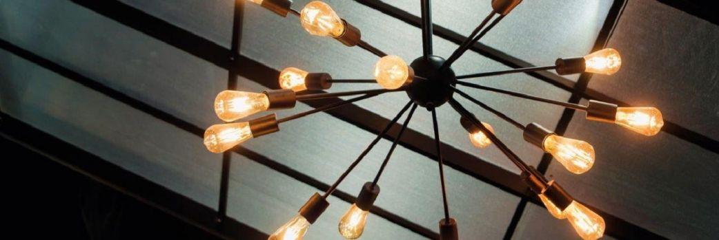 """Kosmiczne oświetlenie. Lampy typu """"Sputnik"""""""