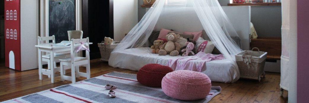 Pokój zaprojektowany z myślą o najmłodszych
