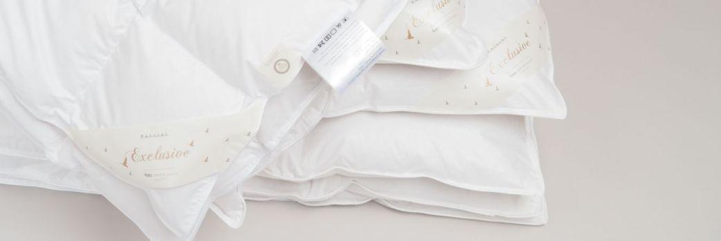 Nowoczesne kołdry i poduszki puchowe. Zdrowe i bezpieczne nawet dla alergików