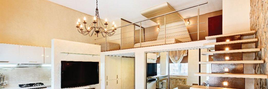 Budowa antresoli w mieszkaniu