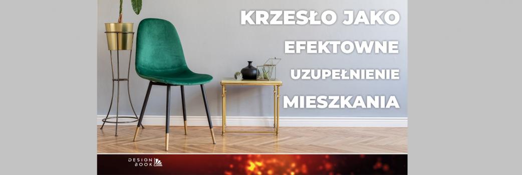 Krzesło jako efektowne uzupełnienie mieszkania /VIDEO/
