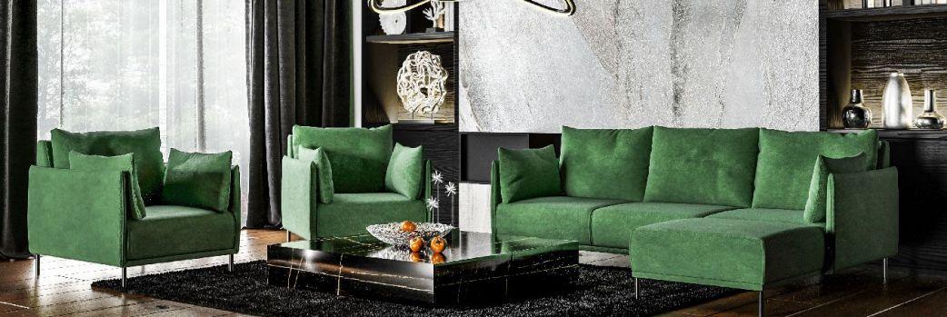 Piękna i funkcjonalna. Sofa idealnie dobrana
