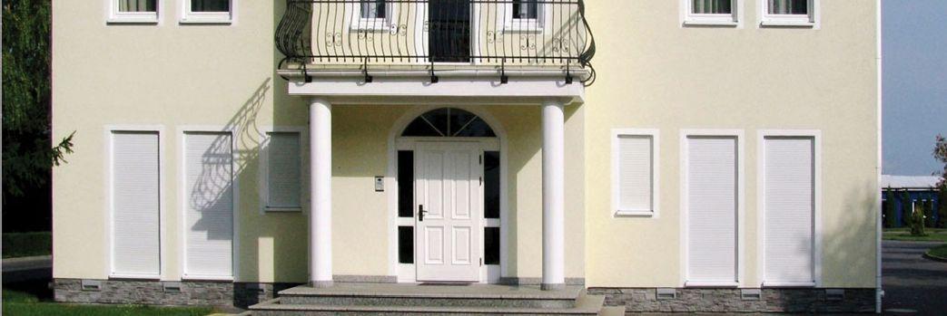 Drzwi zewnętrzne - wizytówka naszego domu