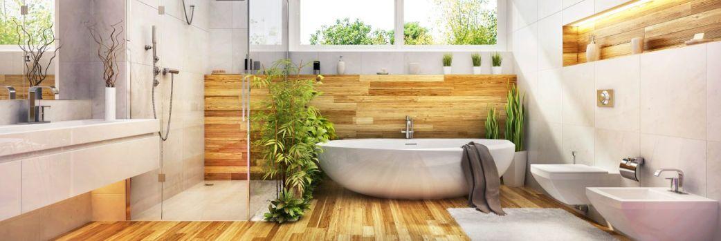 Dekoracja łazienki. Jakie rośliny wybrać?