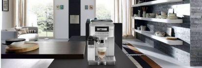 Ekspres do kawy ozdobą kuchni