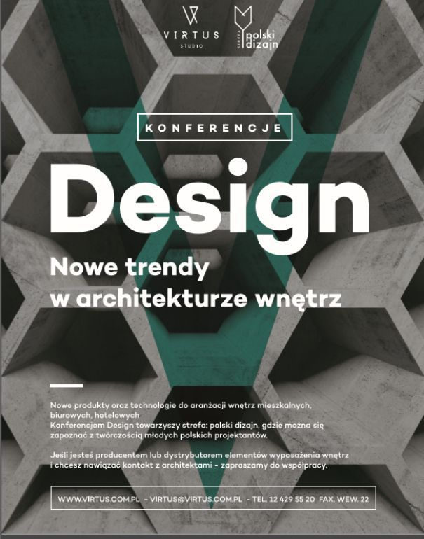 konferencje design virtus 2016