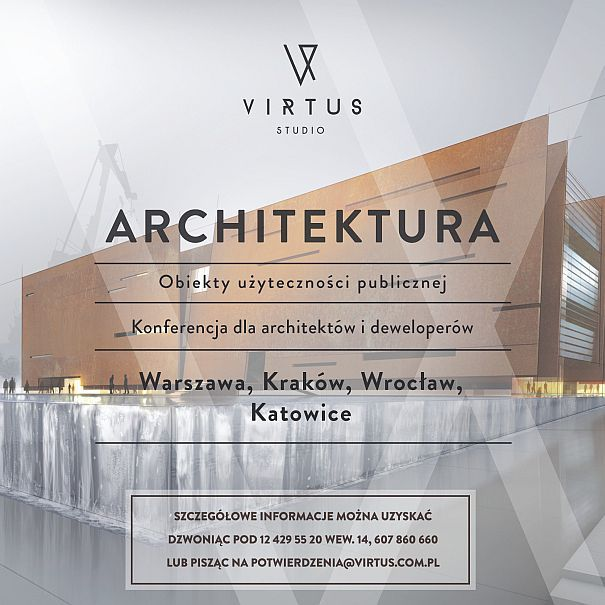 virtus architektura 2015