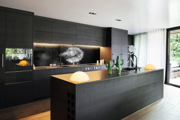 szklane panele kuchenne