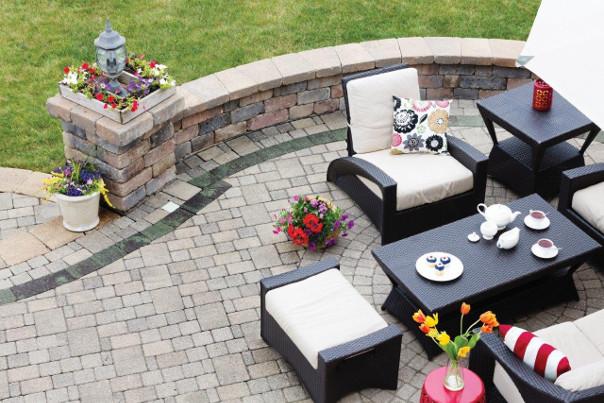 kostka brukowa patio