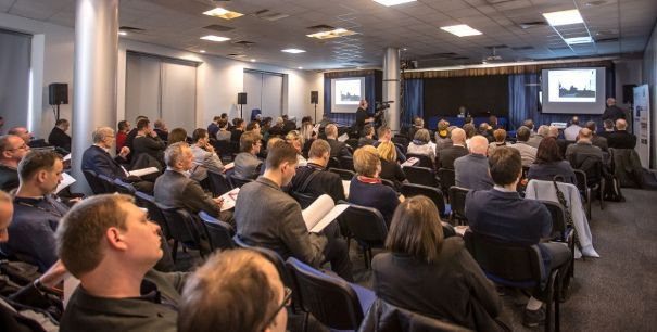 Konferencja na Targach ŚWIATŁO w Warszawie