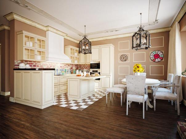 styl francuski kuchnia