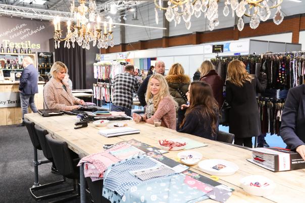 fast textile 2017 stoiska