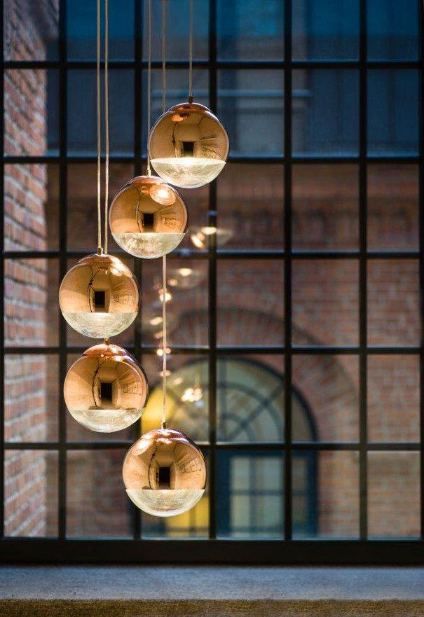 lampy loftowe kule