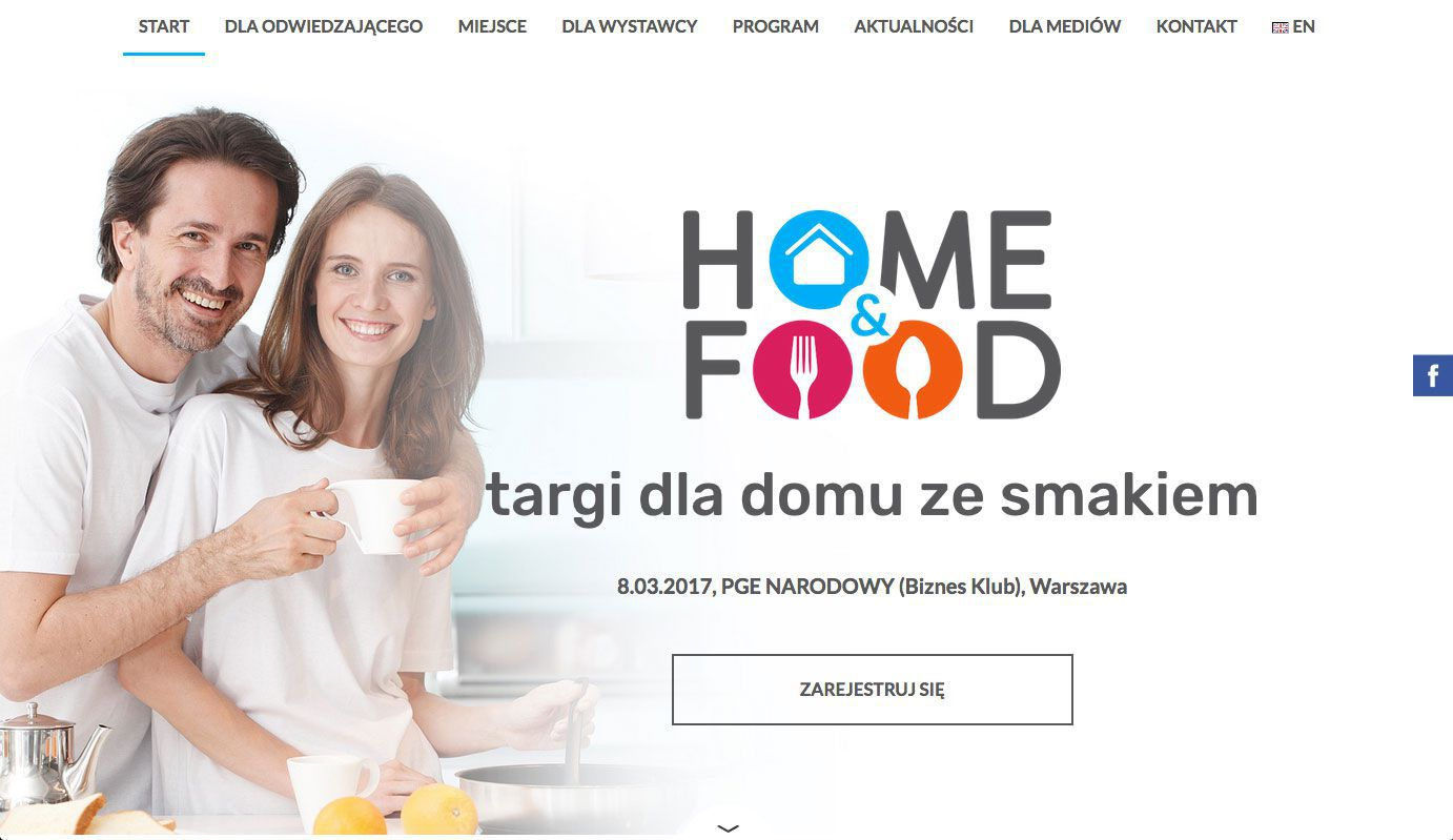 targi home & food 2017
