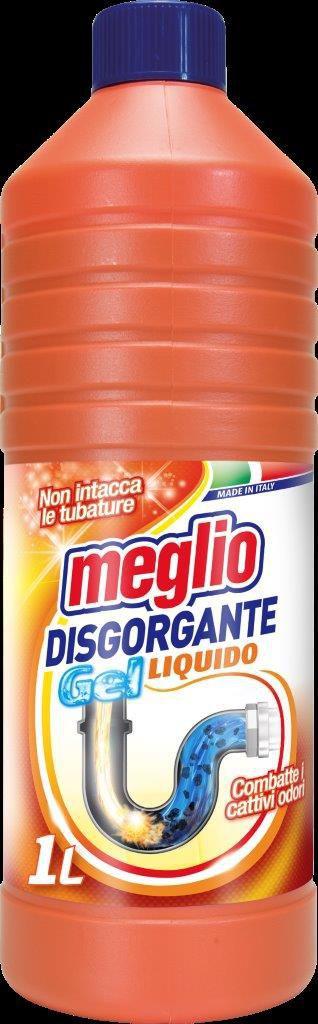 mleczko do czyszczenia Meglio