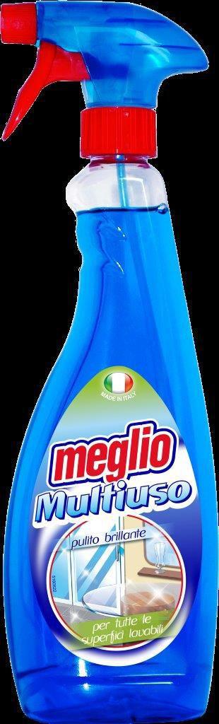 płyn do czyszczenia szyb Meglio Glass