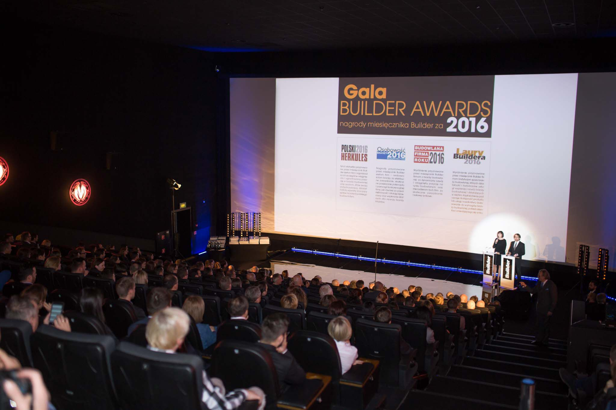 gala builder awards 2016