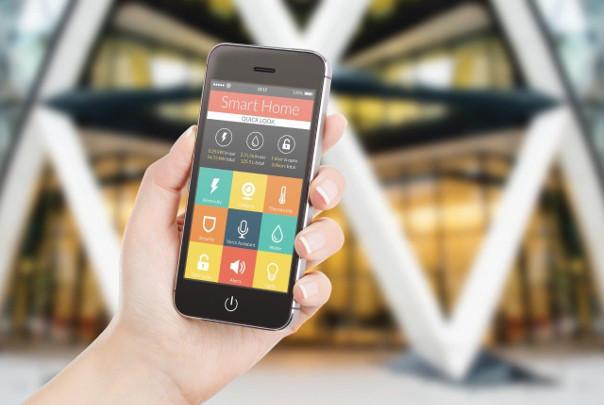 sterowanie domem smartfonem