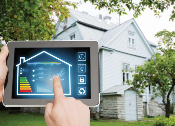 sterowanie domem przez tablet