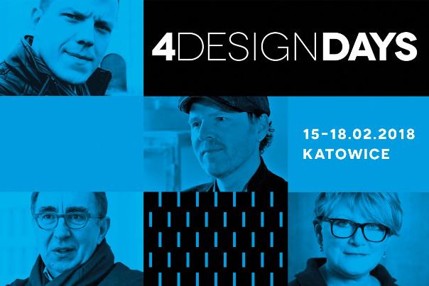 4 design days 2018 goście