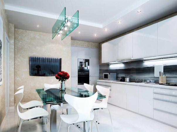kamien naturalny w kuchni
