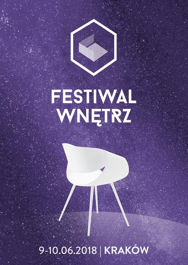 plakat festiwal wnetrz 2018