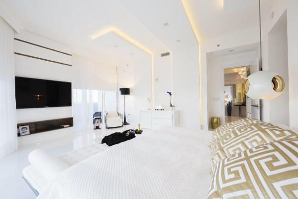 sypialnia technologie