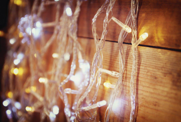 lampki choinkowe na dom