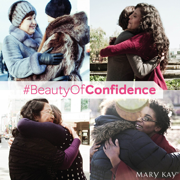 beauty of confidence mary kay