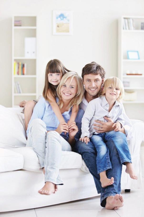 salon dla rodziny