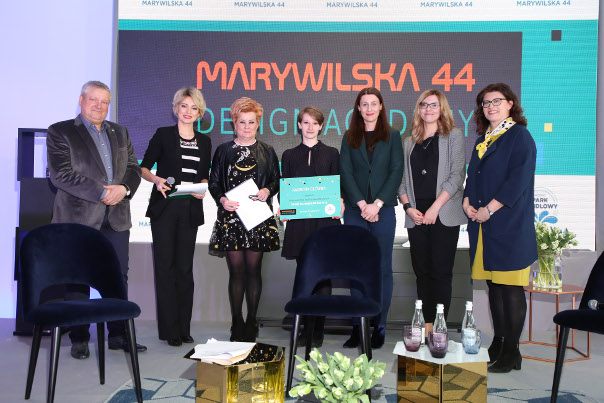 konkurs marywilska 44 design academy
