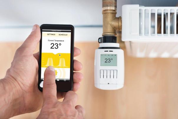 kontrola temperatury