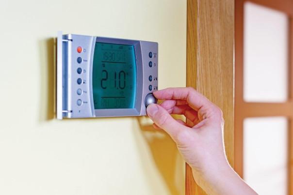 automatyczna kontrola temperatury