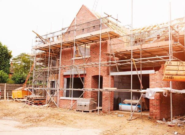 budowa domu niepalnego